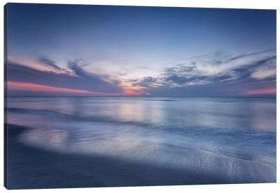 Atlantic Sunrise VII Canvas Print #ICS736
