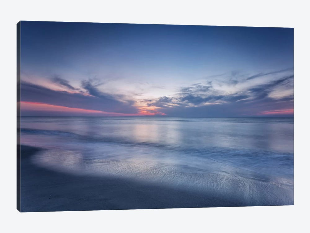 Atlantic Sunrise VII by Robert J. Amoruso 1-piece Canvas Wall Art