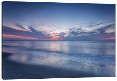 Atlantic Sunrise VII Canvas Art Print