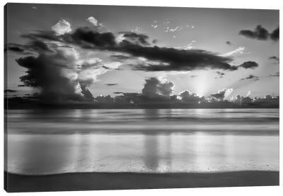 Atlantic Sunrise XIX Canvas Art Print