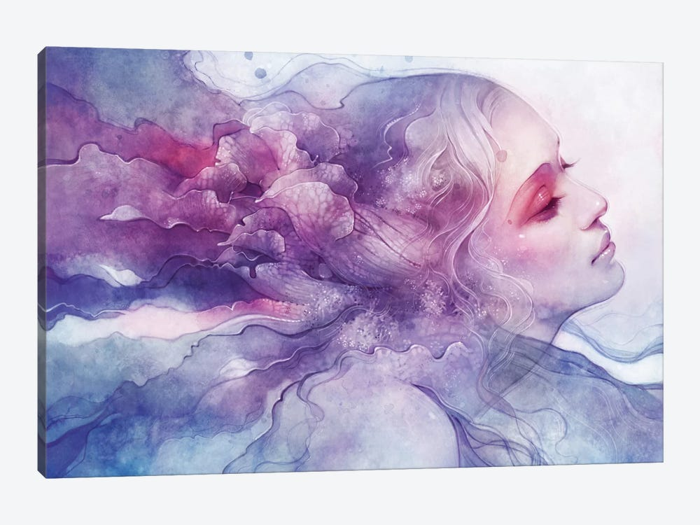 Bait by Anna Dittmann 1-piece Canvas Art
