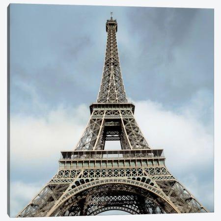 Eiffel Tower Canvas Print #ICS73} by Alan Blaustein Canvas Wall Art