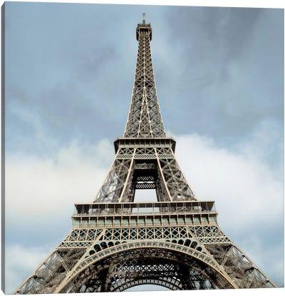 Eiffel Tower Canvas Print #ICS73