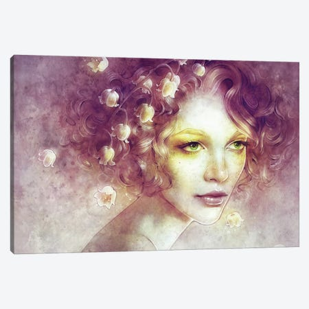 May Canvas Print #ICS740} by Anna Dittmann Canvas Print