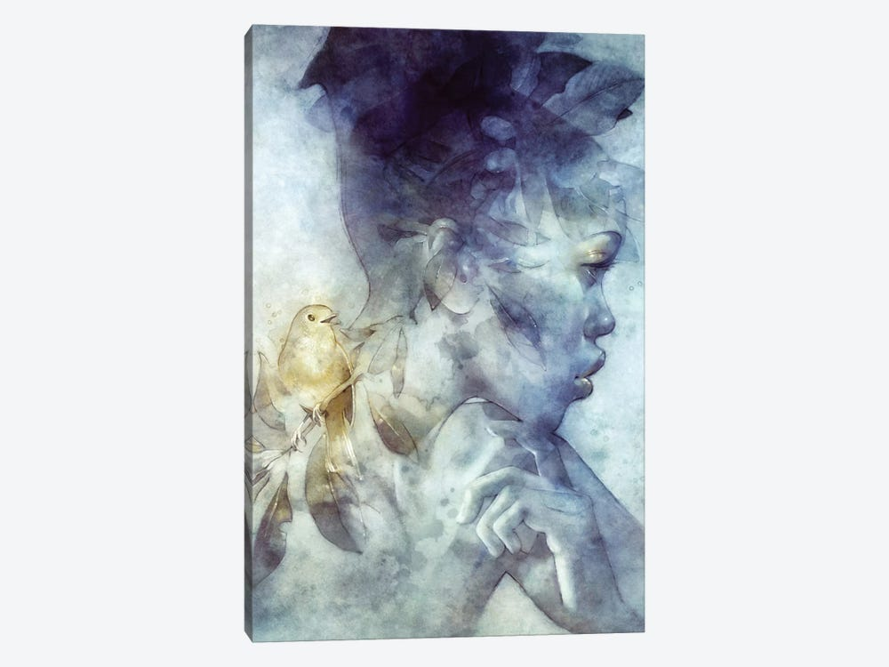 Midas by Anna Dittmann 1-piece Canvas Wall Art