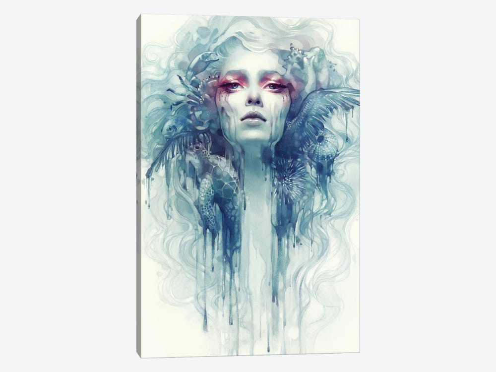 Oil by Anna Dittmann 1-piece Art Print