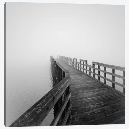 Concord Pier Canvas Print #ICS74} by Nicholas Bell Photography Canvas Art Print