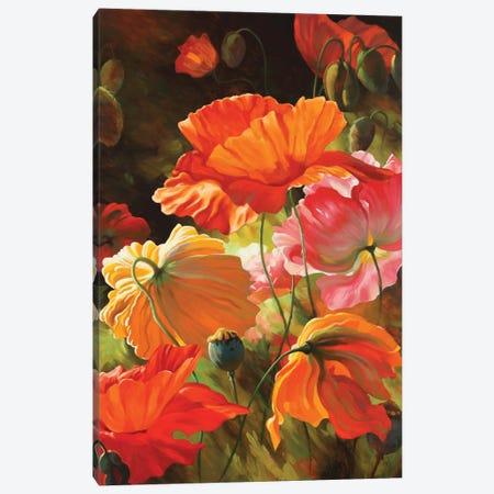 Springtime Blossoms Canvas Print #ICS756} by Emma Styles Canvas Art Print