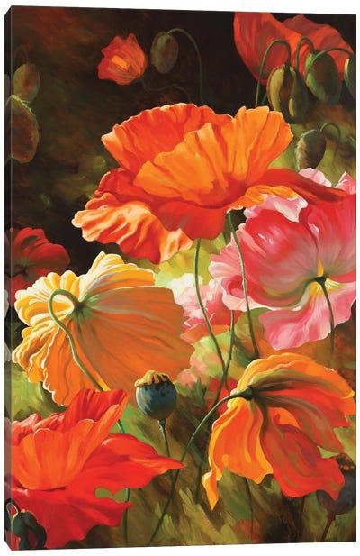 Springtime Blossoms Canvas Print #ICS756