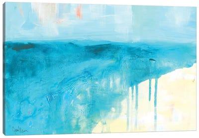 Coastal Blues II Canvas Print #ICS758