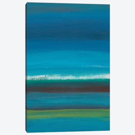 Night Coast I Canvas Print #ICS764} by Jan Weiss Canvas Art