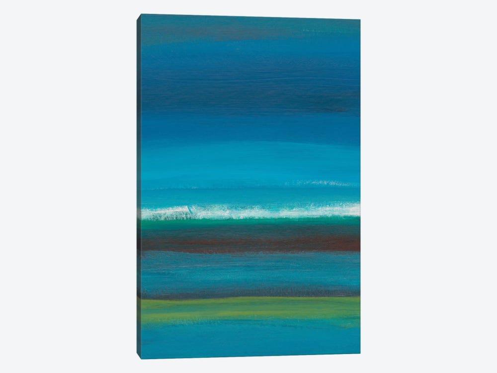 Night Coast I by Jan Weiss 1-piece Canvas Print