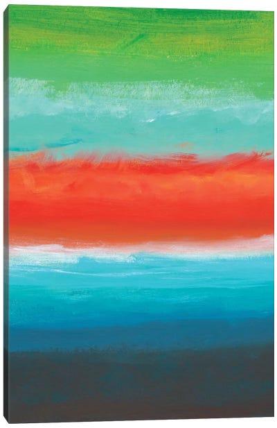 Night Coast III Canvas Print #ICS766