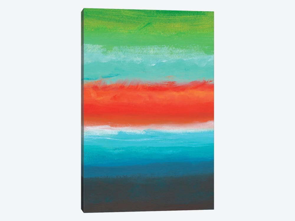 Night Coast III 1-piece Canvas Print