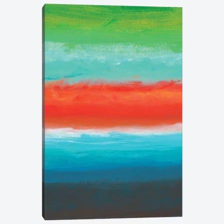 Night Coast III Canvas Print #ICS766} by Jan Weiss Canvas Art