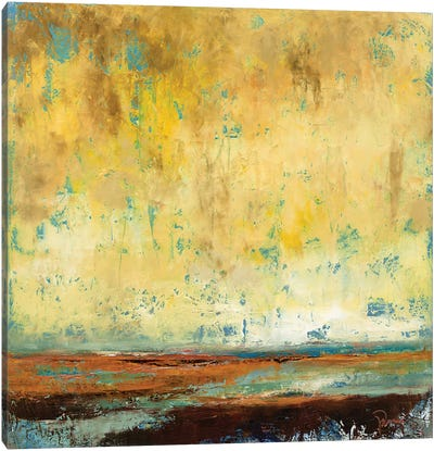 Air Quality Canvas Art Print