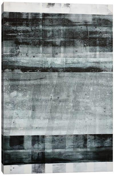 Spatial Composition 20.07.2014 Canvas Art Print