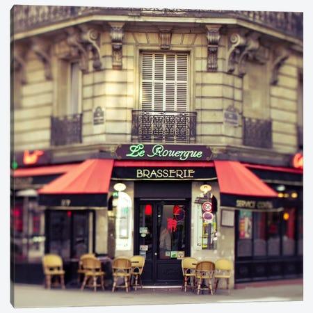 Paris La Rouerge Canvas Print #ICS82} by Keri Bevan Canvas Print