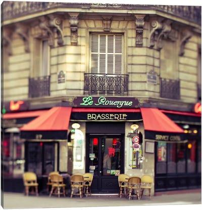 Paris La Rouerge Canvas Art Print