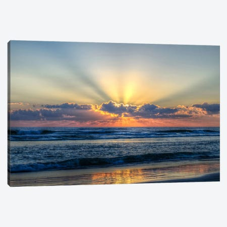 Radiant Dawn Canvas Print #ICS99} by Chuck Burdick Canvas Artwork