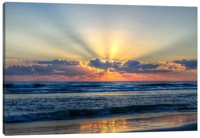Radiant Dawn Canvas Print #ICS99