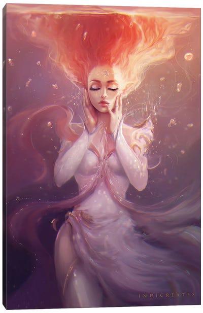 Cassandra - Healing Canvas Art Print