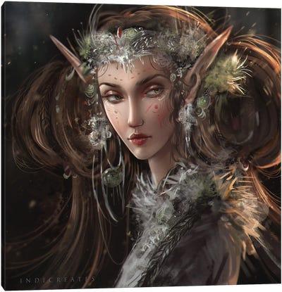 Elfen Canvas Art Print