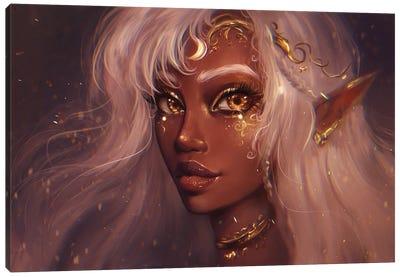 Priestess Canvas Art Print