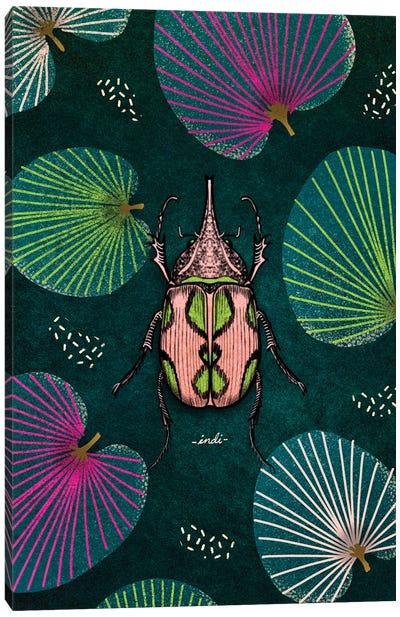 Bug II Canvas Art Print