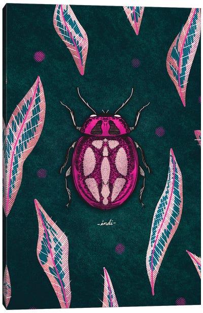 Bug III Canvas Art Print