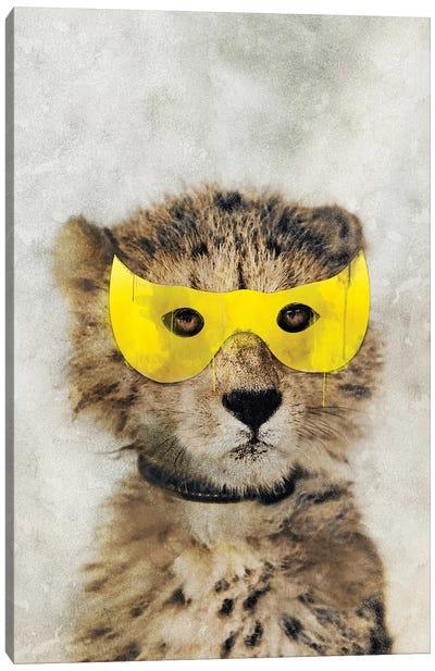 Super Leopard Canvas Art Print