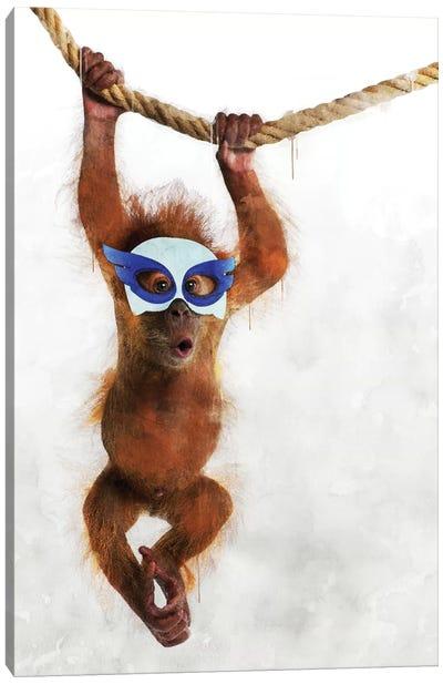 Super Orang Canvas Art Print