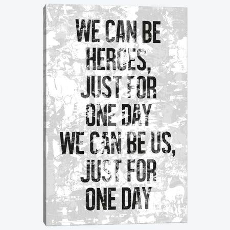 Heroes Canvas Print #IDR12} by Ink & Drop Canvas Art