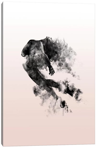 Cloud Dance I Canvas Art Print