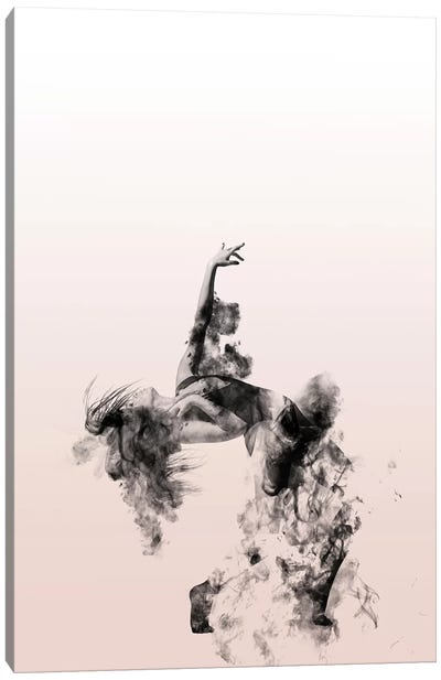 Cloud Dance II Canvas Art Print