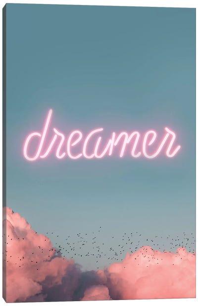 Dreamer Clouds Canvas Art Print