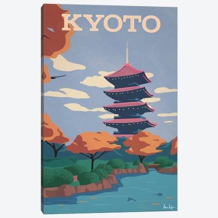 Kyoto Canvas Print #IDS102} by IdeaStorm Studios Canvas Print