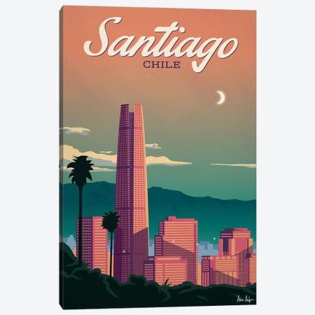 Santiago Canvas Print #IDS110} by IdeaStorm Studios Canvas Wall Art