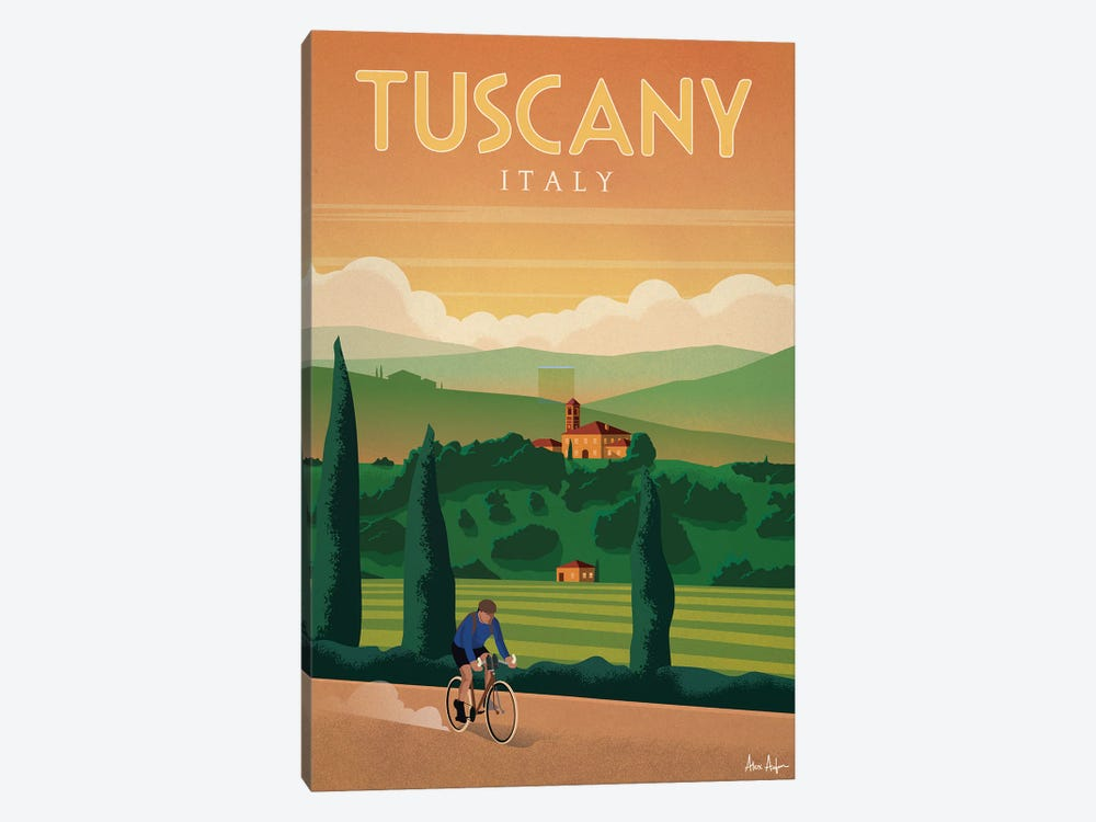 Tuscany by IdeaStorm Studios 1-piece Canvas Artwork