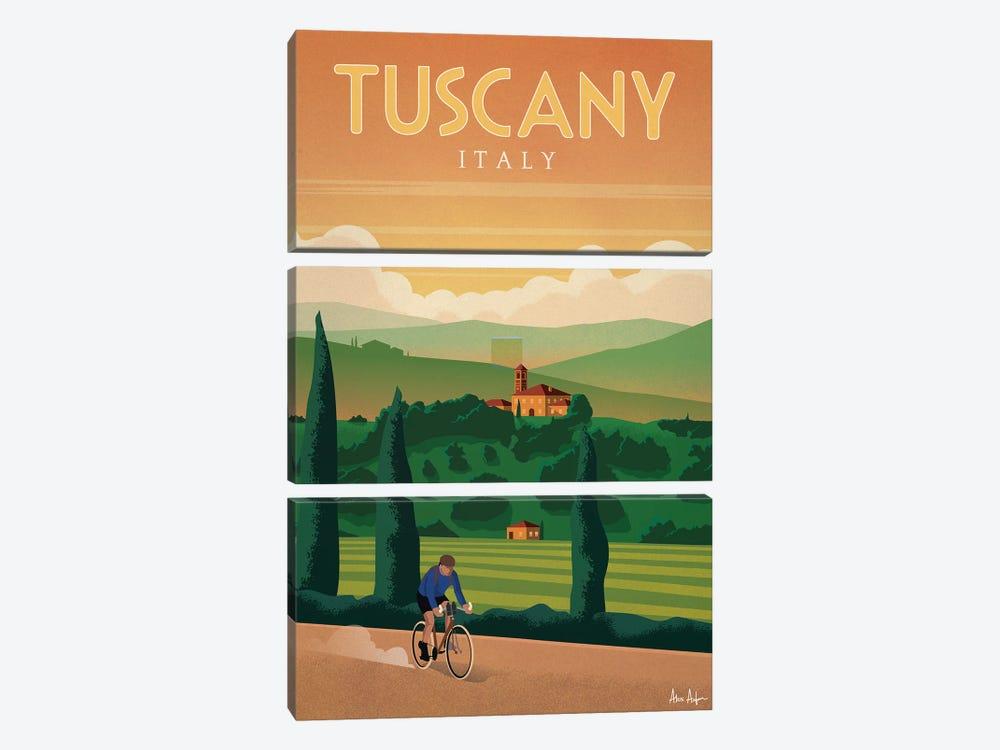 Tuscany by IdeaStorm Studios 3-piece Canvas Art