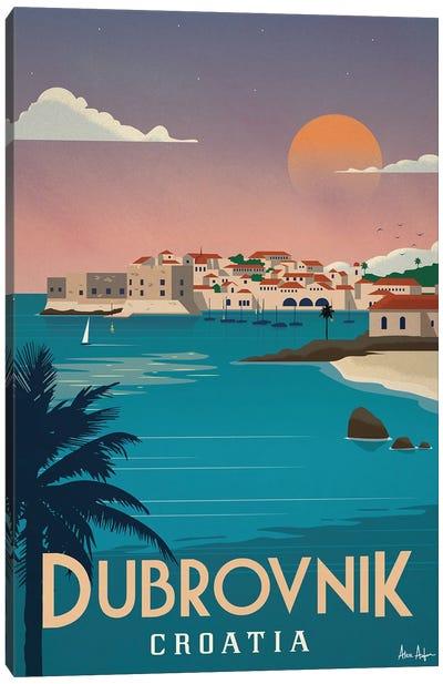 Dubrovnik Canvas Art Print