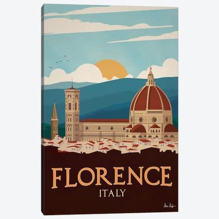 Florence 3-Piece Canvas #IDS13} by IdeaStorm Studios Canvas Print