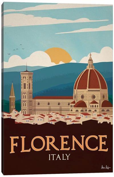 Florence Canvas Art Print