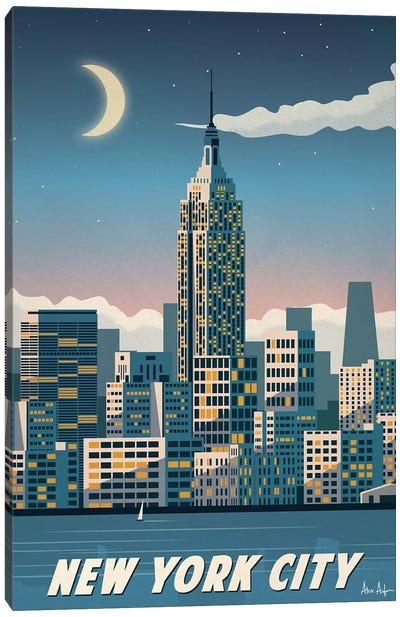 New York City  Canvas Art Print