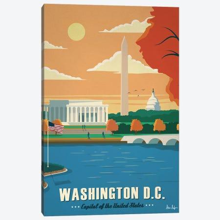 Washington D.C. Canvas Print #IDS48} by IdeaStorm Studios Canvas Art