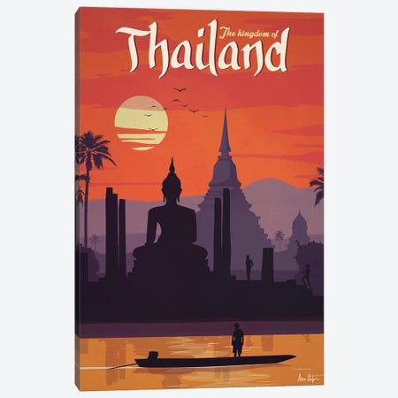 Thailand 3-Piece Canvas #IDS54} by IdeaStorm Studios Canvas Art