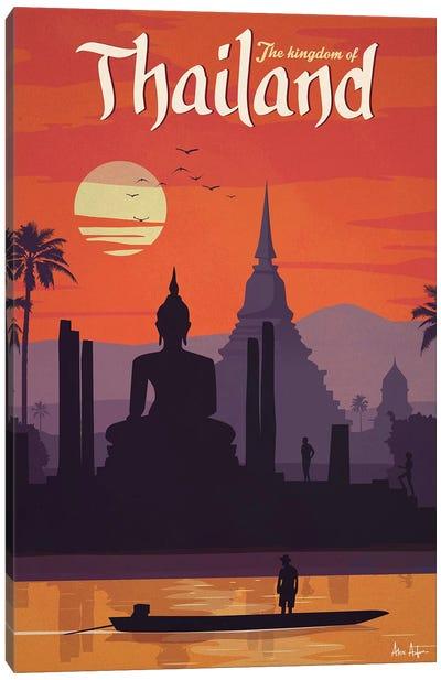 Thailand Canvas Art Print