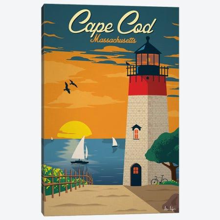 Cape Cod Canvas Print #IDS6} by IdeaStorm Studios Canvas Artwork