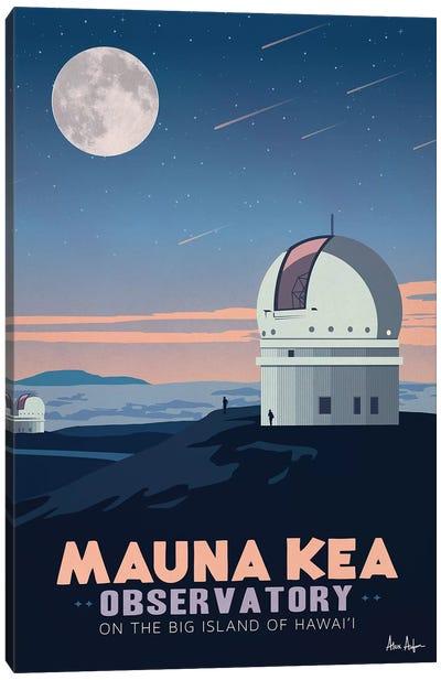 Mauna Kea Canvas Art Print