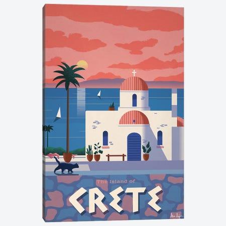 Crete Canvas Print #IDS80} by IdeaStorm Studios Canvas Wall Art